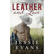 Leather and Lace (Lonesome Point) (Volume 1) by Jessie Evans (2014-07-16)