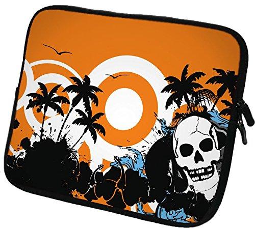 Preisvergleich Produktbild art&cherry© 10, 5 Zoll Samsung Galaxy Tab S Tablet Tasche / Schutzhülle aus Neopren,  Design 187