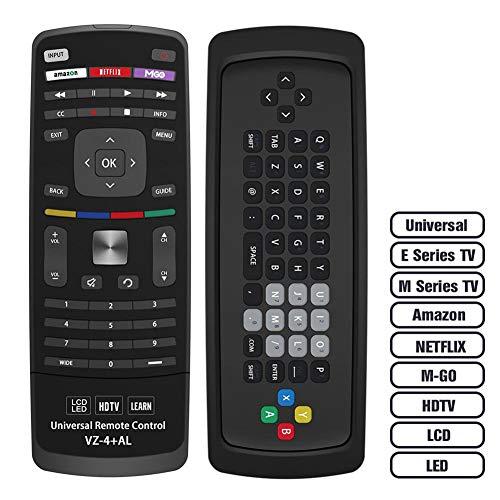 Campinery für VIZIO XRT302 Universal-Fernbedienung mit QWERTY-Taste M470VSE M650VSE Reliable