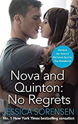 Nova and Quinton: No Regrets (Breaking Nova) by Jessica Sorensen (2015-04-02)