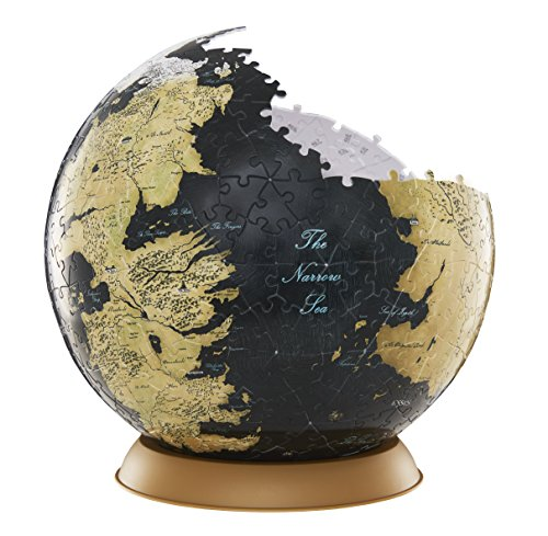 Game of Thrones Globe 9""