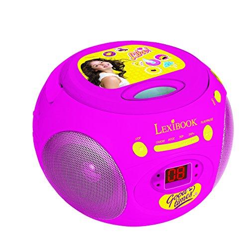 Soy Luna - Reproductor de CD (Lexibook RCD102SL)