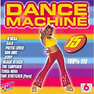 Various - Dance Machine '85 '86