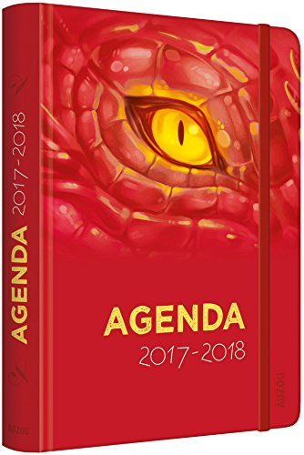 Agenda l'Enfant-dragon 2017-2018