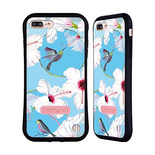 Ufficiale Turnowsky Uccelli E Fiori 1 Giardino Delleden Case Ibrida per Apple iPhone 6 / 6s Colibrì e Fiori
