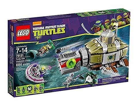 Tortues Ninja Lego - Lego – Teenage Mutant Ninja Turtles –