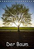 Der Baum (Tischkalender 2018 DIN A5 hoch): Bäume in verschiedenen Bildern (Monatskalender, 14 Seiten ) (CALVENDO Natur) [Kalender] [Apr 01, 2017] Kulla, Alexander