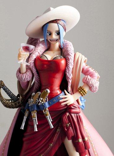 One Piece: Door Painting Figure Collection Nefertari Vivi 1/7 PVC Figure [Toy] (japan import) 4