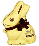 Lindt Gold Bunny Dark Chocolate, 200 g, Pack of 3