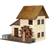 Walachia 8594036430167 - Molinillo de agua (madera, 1 lb) , color/modelo surtido
