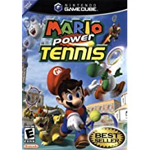 Mario Power Tennis [ Gamecube ] [Import anglais]