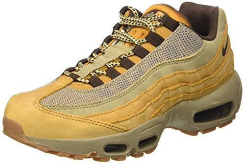 Nike Damen Wmns Air Max 95 Winter Kurzschaft Stiefel, Braun (Bronze/Bamboo/Baroque Brown), 39 EU (Nike Winter Stiefel)