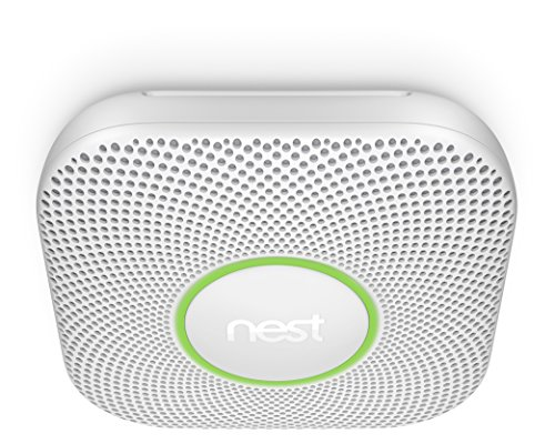 Nest Protect 2 - Detector De Humo y CO, Blanco, Versión Francesa