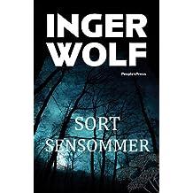 Sort sensommer (Danish Edition)