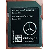 Karte SD GPS Mercedes (Star1) Garmin Map Pilot Europa 2017 V8 a2189060003