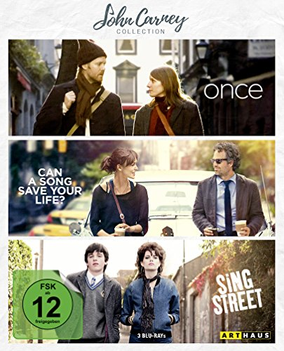 John Carney Collection [Blu-ray]