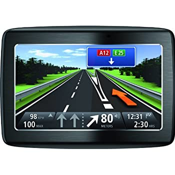 TomTom Via 120 Europe Traffic Navigationssystem 4,3