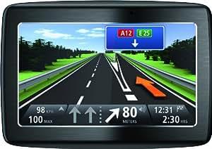 TomTom Via 120 Central Europe Traffic Navigationssystem (11 cm (4,3 Zoll) Display, TMC, Bluetooth, Sprachsteuerung, Parkassistent, IQ Routes, Europa 19)