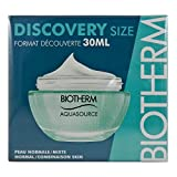 Biotherm Aquasource femme/women, Cream-Gel 48hr continuous release hydration, 1er Pack (1 x 30 g)
