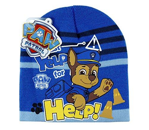 Paw patrol cappello cuffia bambino berretto invernale lana 54