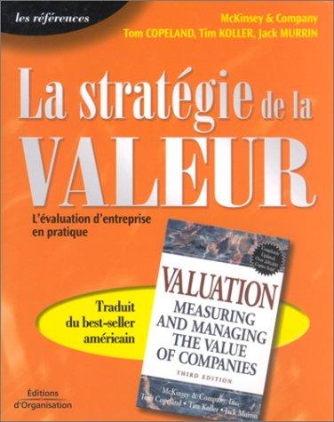 La Stratégie de la valeur