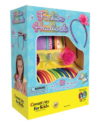 Creativity for Kids - Fashion Headbands Kit