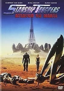 Starship Troopers: Attacco su Marte (DVD)