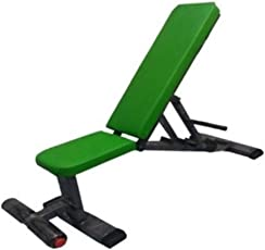 Aliquds Weight Bench Adjustable Bench Multi Purpose Performing Flat/Inclined/declined Exercises(Weightlifting Bench F.I.D)
