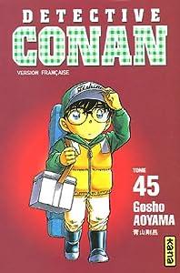 Détective Conan Edition simple Tome 45