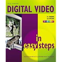 Digital Video In Easy Steps