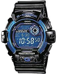 Casio Homme Digital Quartz Montre avec Bracelet en Résine G-8900A-1ER