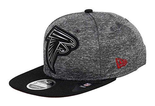 New Era Atlanta Falcons 9fifty Snapback Grey Collection Black/Grey - M - L