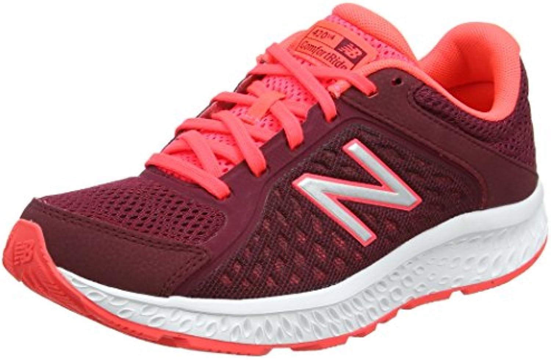 Donna   Uomo New Balance W420v4, Scarpe Running Running Running Donna Prezzo speciale Conosciuto per la sua buona qualità slittata | Qualità Primacy  | Gentiluomo/Signora Scarpa  f5afdf