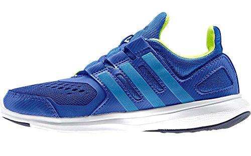 adidas Hyperfast 2.0 K, Baskets garçon Bleu
