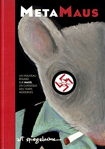 MetaMaus (1 DVD inclus) par Art Spiegelman