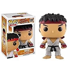 Funko Pop Ryu (Street Fighter 137) Funko Pop Street Fighter