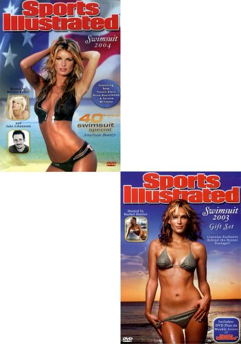 Sports Illustrated Swimsuit 2003 / 2004 (2 Pack)