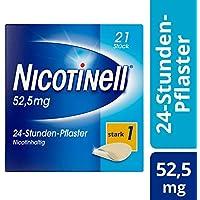 Preisvergleich für Nicotinell 52,5 mg / 24-Stunden-Nikotinpflaster, 21 St.: Pflasterstärke Stark (1) – Das Nicotinell Nikotinpflaster...