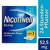 Nicotinell 52,5 mg / 24-Stunden-Nikotinpflaster, 21 St.: Pflasterstärke Stark (1) – Das...