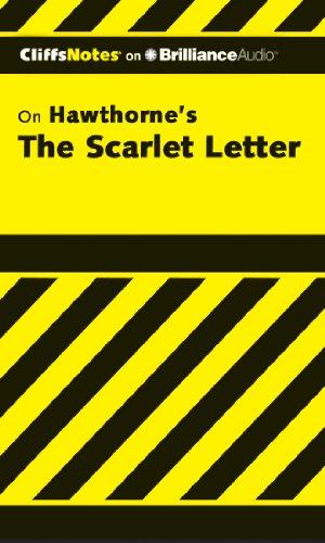 The Scarlet Letter (Cliffs Notes) (Notes Letter Scarlet Cliff)