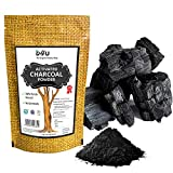 O4U Shop Natural, Organic Activated Charcoal Powder for Face and Skin (100 g)