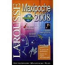 Dictionnaire Maxipoche Plus 2008