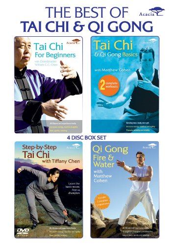 The Best of Tai Chi & QI Gong [DVD]
