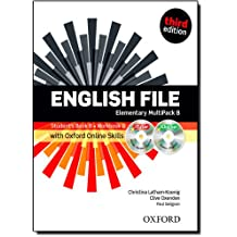 English File third edition: Elementary: MultiPACK B with Oxford Online Skills: The best way to get your students talking