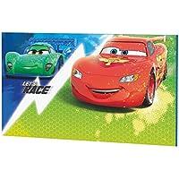 Stor - Cabecero de cama para niños | CARS RACERS - RAYO MCQUEEN | DISNEY - Dimensiones: 90 x 50 cm. - Varias licencias
