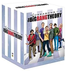 The Big Bang Theory: The Complete Season - 1 to 9