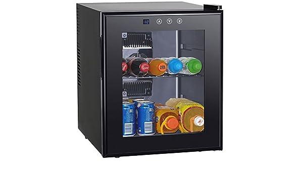 Minibar Kühlschrank Glastür : Syntrox germany a 50 liter geräuscharmer mini kühlschrank leiser