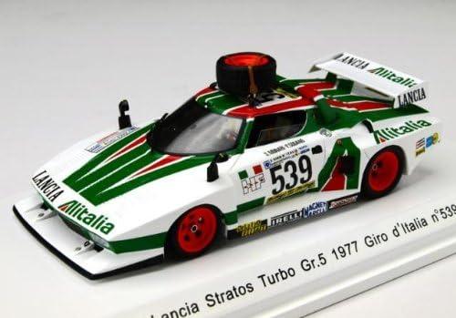 Lancia Stratos Turbo Gr.5 1977 Giro d Italia No539 No539 No539 (Resin casting Model) 38d4ab