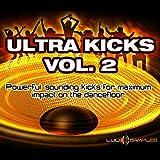 Ultra Kicks Vol. 2 - Kick Samples for House, Dance, Techno Tracks [AIFF (24bit) + REX2 Loops] [Download]