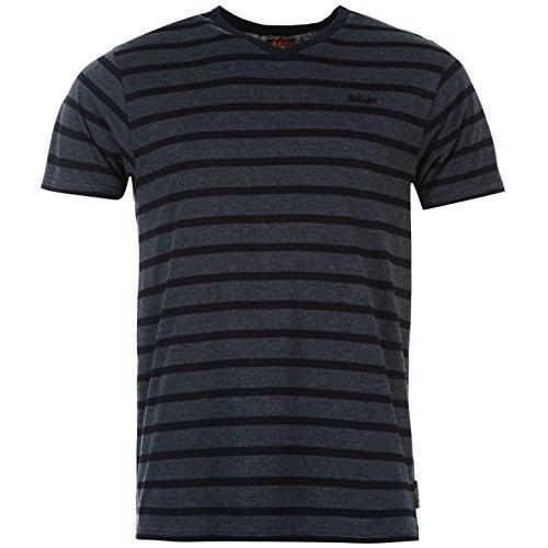 Lee Cooper -  T-shirt - Uomo blu Medium
